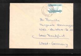 Bangladesh Interesting Airmail Letter - Bangladesch