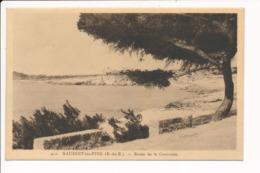 Carte De Sausset Les Pins  Route De La Couronne  ( Recto Verso ) - France