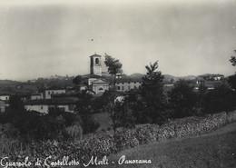 GUAZZOLO DI CASTELLETTO MERLI (ALESSANDRIA)  -F/G   B/N LUCIDA (190919) - Italia