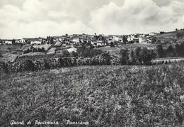 QUARTI DI PONTESTURA (ALESSANDRIA)  -F/G   B/N LUCIDA (190919) - Italia
