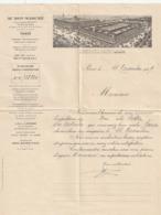 Papier à En Tête Des Magasins Du Bon Marché - 26 Novembre 1929 - Frankreich