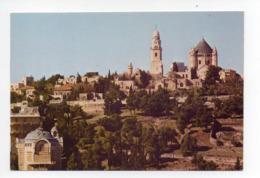 Israel: Jerusalem, Mount Zion (19-1823) - Israel