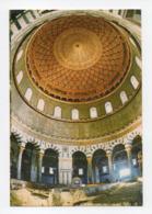 Israel: Jerusalem, Inside, Dome Of The Rock (19-1824) - Israel