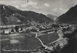 VERNANTE (CUNEO)  -F/G  B/N LUCIDO (190919) - Italia