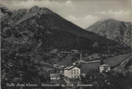 PIETRAPORZIO (CUNEO)  -F/G  B/N LUCIDO (190919) - Italia