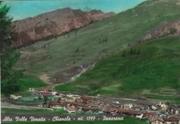 CHIANALE (CUNEO)  -F/G   ACQUARELLATA (190919) - Italia