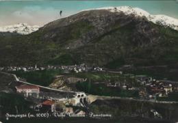 SAMPEYRE (CUNEO)  -F/G   ACQUARELLATA (190919) - Italia
