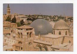 Israel: Jerusalem, Church Of The Holy Sepulchere (19-1827) - Israel