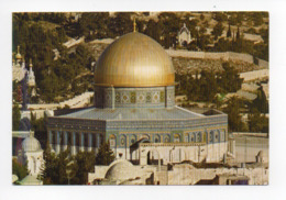 Israel: Jerusalem, Dome Of The Rock (19-1830) - Israel