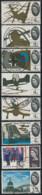 GB 1965 Yv. N°407 à 414 - Bataille D'Angleterre - Oblitéré - Oblitérés