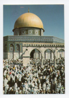 Israel: Jerusalem, The Dome Of The Rock In Ramadan (19-1831) - Israel