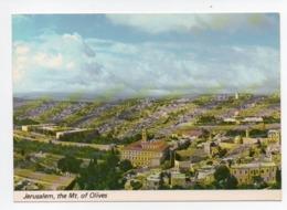 Israel: Jerusalem, Mount Of Olives, Mont Des Oliviers (19-1834) - Israel
