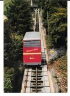 Cpsm Montreux Territet / Le Nouveau Funiculaire Territet- Glion . - VD Vaud