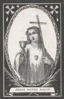 Bidprentje Franciscus De Moerloose-gent 1823-1891 - Images Religieuses