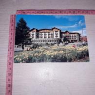 C-73902 SESTRIERE GRAND HOTEL SESTRIERE PANORAMA AUTO D'EPOCA - Italia