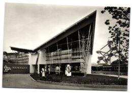 Exposition Universelle De Bruxelles 1958 - Le Pavillon De Benelux - Universal Exhibitions