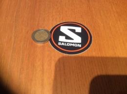 AUTOCOLLANT, Sticker «S SALOMON» (ski) - Autocollants