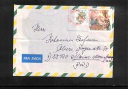 Brazil 1997 Interesting Airmail Letter - Brazilië