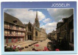 Josselin - La Basilique N.D. Du Roncier - Josselin