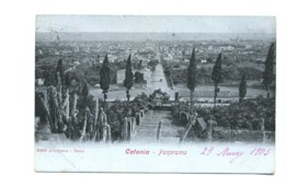 13552 - Catania - Panorama - Catania