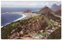 ADVERTISING : B.O.A.C. - RIO DE JANEIRO - A PANORAMIC VIEW - Advertising