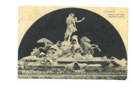13561 - Catania - Fontana Di Via 6 Aprile (Moschetti Scultore) - Catania