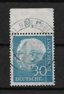 BRD  187 O Oberrand - Gebraucht