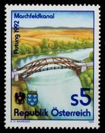 ÖSTERREICH 1992 Nr 2078 Postfrisch SB4E3FE - 1945-.... 2de Republiek