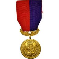 France, Fédération Des Sociétés Musicales Du Nord-Pas-De-Calais, Médaille - Militari