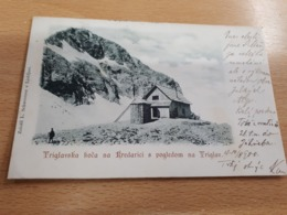 Postcard - Slovenia, Triglav     (28006) - Slovenia