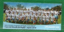 1686 URUGUAY 2019-Copa Del Mundo De Rugby - Japón 2019. - Uruguay