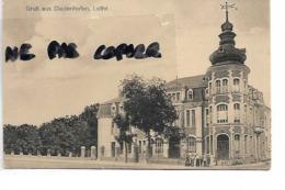 57 THIONVILLE DIEDENHOFEN GRUSS REICHSHALLE - Thionville