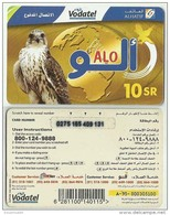 SAF11002 Saudi Arabia Prepaid Phonecard / Bird SR 10 / Used - Saudi Arabia