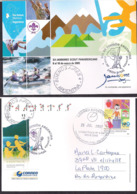 Argentina - 2005 - Entier Postal - Lettre - XIIème Jamboree Scout Panaméricain Du 8 Au 16 Janvier 2005 - Pfadfinder-Bewegung