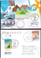 Argentina - 2005 - Entier Postal - Lettre - XIIème Jamboree Scout Panaméricain Du 8 Au 16 Janvier 2005 - Scoutisme