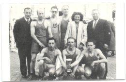 Ecaussinnes Et Son Passé - L'équipe Masculine Du Basket Club Ecaussinnois En 1949 - Ecaussinnes