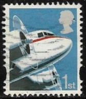 GB SGMS3024(ex) 2010 Business And Consumer Smilers 1st (type 1) Good/fine Used [40/32738/ND] - Grande-Bretagne