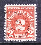 U.S. J  81   Perf.  11 X 10 1/2   (o)   1931   Issue - Postage Due