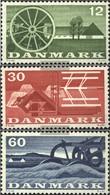 Danimarca 378-380 (completa Edizione) MNH 1960 Agricoltura - Dänemark