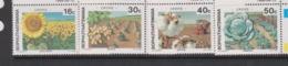 South Africa-Bophuthatswana SG 207-210 1988 Crops,Mint Never Hinged, - Bophuthatswana