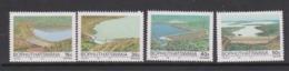 South Africa-Bophuthatswana SG 211-214 1988 Dams,Mint Never Hinged - Bophuthatswana