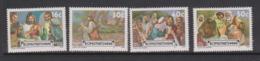South Africa-Bophuthatswana SG 215-218 1989 Easter,Mint Never Hinged - Bophuthatswana
