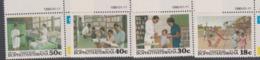 South Africa-Bophuthatswana SG 231-234 1990 Community Services,Mint Never Hinged - Bophuthatswana