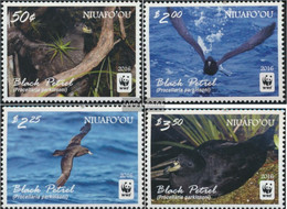 Niuafo Ou - Island 607-610 (complete Issue) Unmounted Mint / Never Hinged 2016 Schwarzsturmvogel - Niue