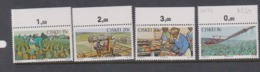 South Africa-Ciskei Scott 38-42 1982 Industry,Mint Never Hinged - Ciskei