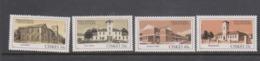 South Africa-Ciskei Scott 59-62 1983 Educational Institutions,Mint Never Hinged - Ciskei