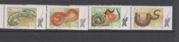 South Africa-Ciskei Scott 65-68 1984 Baits,Mint Never Hinged - Ciskei