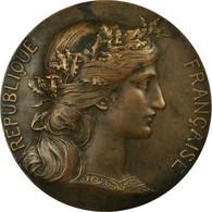 France, Médaille, Préparation Militaire, Offert Par Le Ministre De La Guerre - Autres