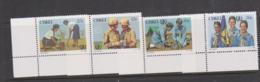 South Africa-Ciskei Scott 77-80 1985 International Year Of The Child,Mint Never Hinged - Ciskei
