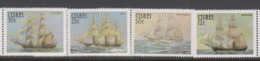 South Africa-Ciskei Scott 85-88 1985 Ships,Mint Never Hinged - Ciskei